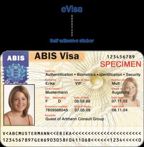 ABIS Concept eVisa